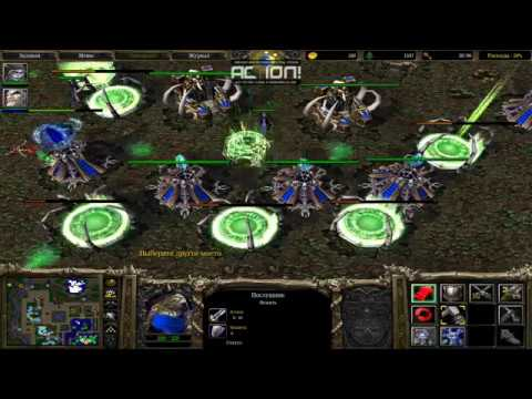 [06] Прохождение «Warcraft III: The Frozen Throne» (Повелитель Тьмы - Часть 2) [1080p60]