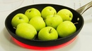 Яблоки третий рецепт загатовка яблок