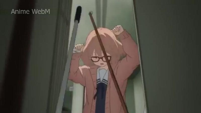 Anime.webm Kyoukai no Kanata