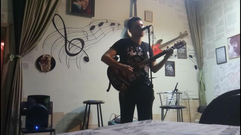 Насим Шетти Вселенная бесконечна Noize Mc cover