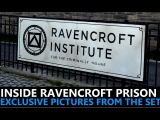Exclusive Look Inside Ravencroft Prison THE AMAZING SPIDER-MAN 2