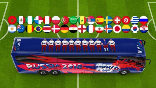 Собрались на чемпионат мира по футболу?