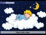 Sleep, Baby, Sleep - Nursery Rhymes - By Little Fox
