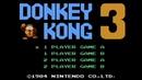 Donkey Kong 3 NES Gameplay