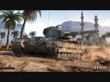 Flaming_FartsОбьект 907 World of Tanks.
