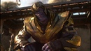 Танос удочеряет Гамору. Мстители Война бесконечности