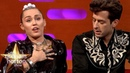 Mark Ronson Stalked Miley Cyrus For FOUR YEARS Before They Made 'Nothing Breaks Like A Heart'