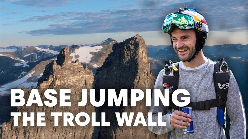 Wingsuit Flying Off The Troll Wall Jokke's Adventures Part 1