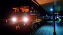 RailWay. Thai Rapid Train from Laos Border. Nong Khai - Bangkok/Отправление поезда в Бангкок
