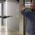 The Verge on Instagram You can fly this drone with hand gestures. #dji #djispark