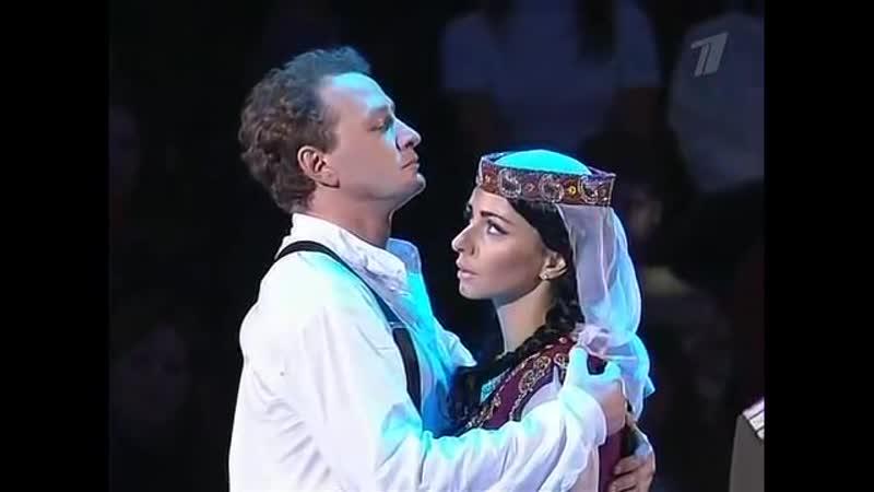 Навка и Башаров Белый конь профайл танец