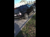 Инцидент на Халтурина: BMW и велосипедист