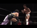 Manabu Hara vs. Takato Nakano (BASARA - Vajra 69 ~ Feast)