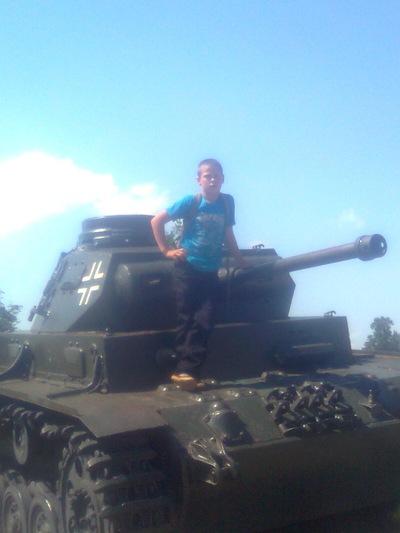 Димка Грибанов, 17 июля , Бережаны, id177559059