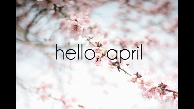 мой рандомный апрель / vlog