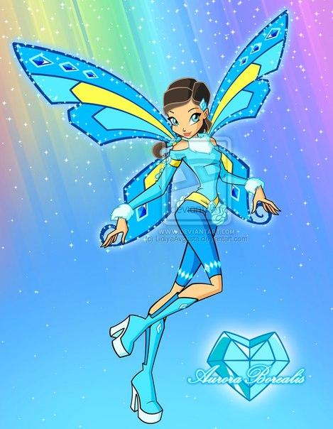 """Журнал Winx CLUB """"Fantasy & Mystics"""" выпуск №2!"""