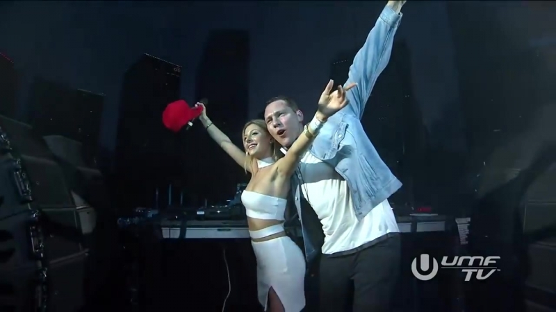 Tiësto LAmour Toujours feat Delaney Jane @ Ultra Miami 2016