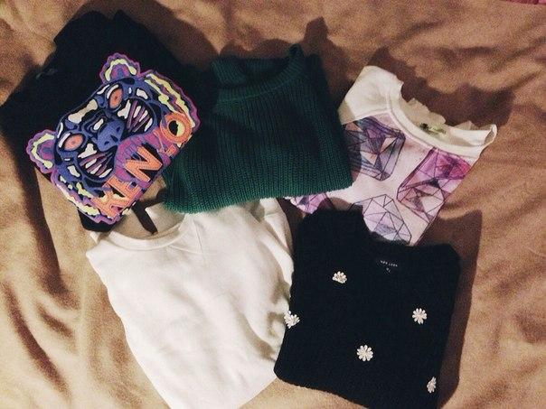 Одежда Марины😍