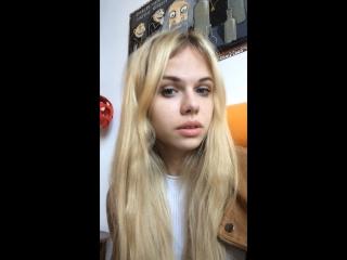 Александра Смелова  Live