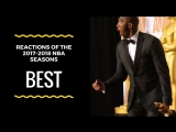 Лучшие реакции и моменты NBA сезонов 2017-2018