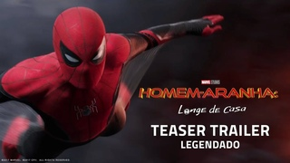 Homem-Aranha: Longe de Casa   Teaser Trailer Internacional   LEG   04 de julho nos cinemas