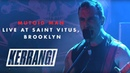MUTOID MAN Live at Saint Vitus in Brooklyn New York