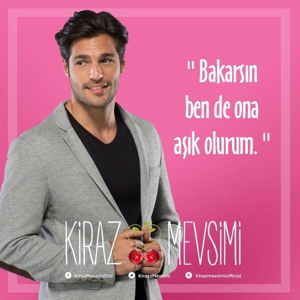 Kiraz Mevsimi/ალუბლების სეზონი QrcuzamDSYY