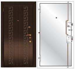 сколько стоит монтаж металлической двери высотой 240