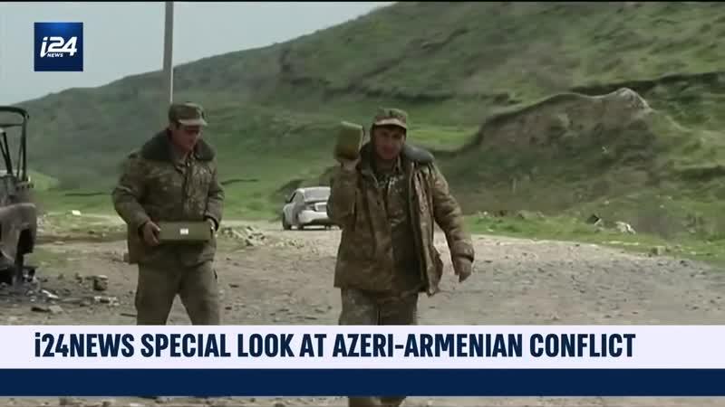I24NEWS Special- The Azeri-Armenian Conflict