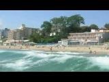 Болгария.г.Обзор.Пляж и море.Bulgaria.Obzor.Beach and sea.