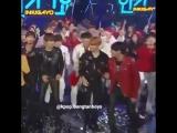 Kpop idols dancing PSY - Daddy BTS V singing