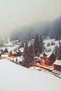 Зима... Морозная и снежная, для кого-то долгожданная, а кем-то не очень любимая, но бесспорно – прекрасная.  - Страница 2 KPSBKNi60tQ