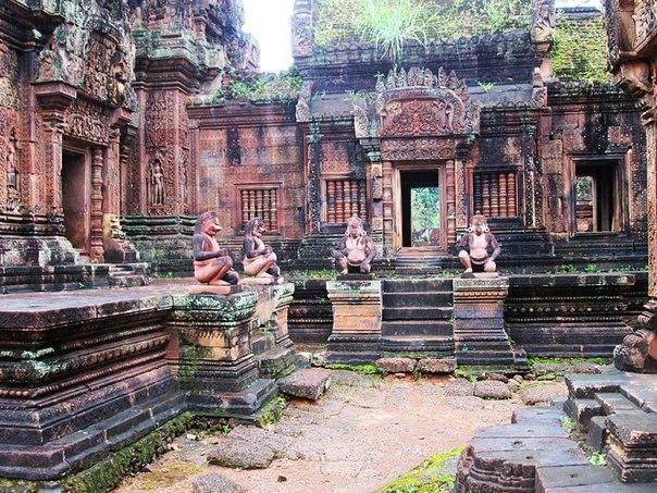 Наш загадочный Ангкор HViQ7UC8p5k