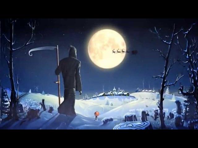 Короткометражный мультфильм о смерти. Джи и Санта