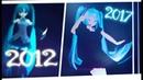 EVOLUTION Vocaloid Concert Niconico 2012 2017