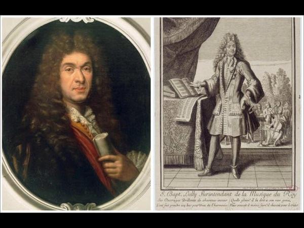 Hommage à Jean-Baptiste Lully