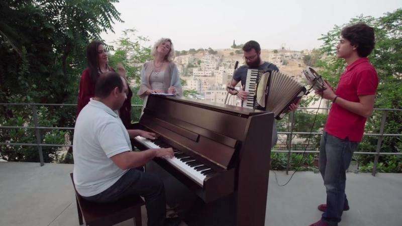 Hind Hamed ft. Joss Stone - Jordan
