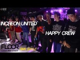 | vk.com/bboyw0rld<< Incheon UTD vs Happy Crew / FINAL / ROCK THE FLOOR / Allthatbreak.com| vk.com/bboyw0rld<<