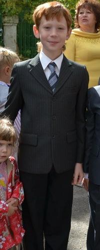 Егор Бочаров, 15 июня , Москва, id199497691