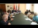 Общественники Талдомского городского округа встретились с замминистра здравоохранения МО