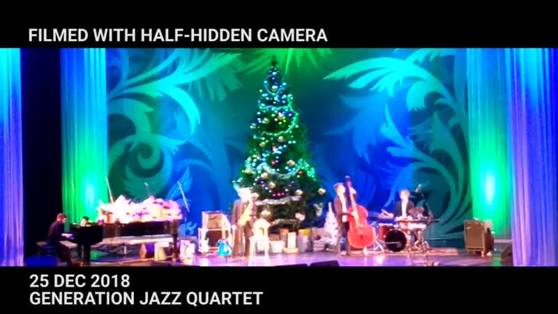 Generation Jazz Quartet - Nows the time