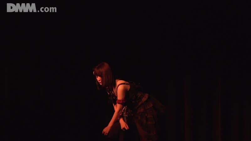 Okita Akaya, Ishizuka Akari, Yamamoto Mikana - Renai Kinshi Jourei @ 180825 NMB48 Stage BII4