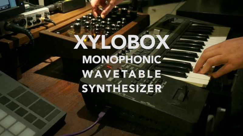 Building a Wavetable Synth with Axoloti