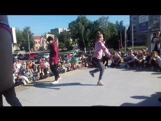 Карандаш vs BIG MAMA vs Алина Карасева | SEMIFINAL PART.1 | HIP HOP BATTLE ADULTS PRO | I LOVE DANCE 32 , 2018
