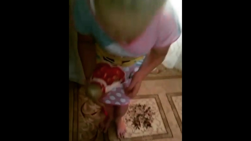 Куколка Льнянка для Даши❤️
