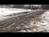 на этот раз проходим тест драйв на тракторе Т25 ))