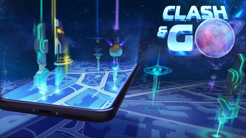 Clash GO: AR Strategy