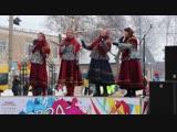 Озорные частушки на ярмарке в Тутаеве 09.02.19.