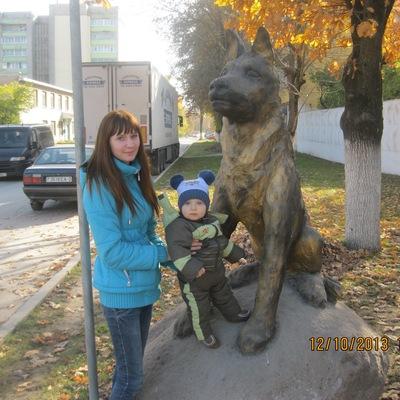 Виолетта Крапивкина, 11 апреля , Витебск, id158452811