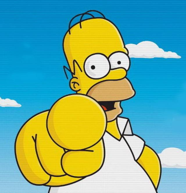 Гомер картинки приколы